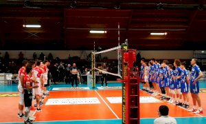 Pallavolo A2/M: il Vbc Mondovì perde 3-1 contro Lagonegro