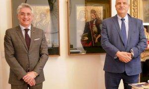 Il sindaco di Alba in CRC per parlare del futuro dell'ex ospedale San Lazzaro