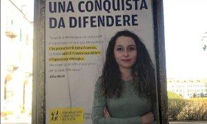 """La campagna degli atei per le vie di Cuneo: """"Aborto farmacologico, una conquista da difendere"""""""