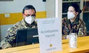 Il Piemonte tra le regioni virtuose: già vaccinato contro il Covid il 3,20% della popolazione
