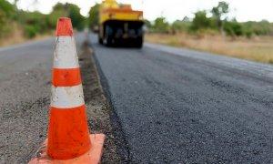 Monterosso Grana, si asfaltano le strade comunali