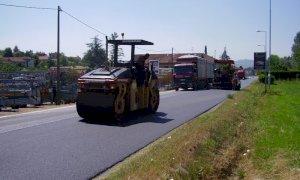 Nel 2021 interventi di asfaltatura per 5,4 milioni di euro sulle strade provinciali cuneesi