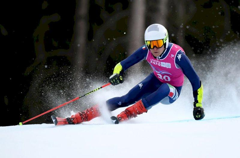 Sci alpino, Edoardo Saracco terzo Aspirante nello slalom FIS-NJR di Prato Nevoso