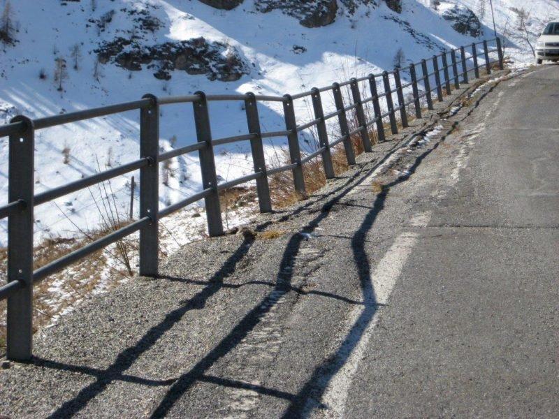 La Provincia interviene per la sistemazione della strada tra Campomolino e il santuario di San Magno