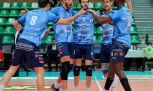 Pallavolo A2/M: sabato Cuneo è di scena a Taranto