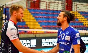 Volley A2/M: il Vbc Synergy Mondovì aspetta la capolista Bergamo