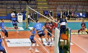 Pallavolo A2/M, Cuneo soffre in trasferta a Taranto e cede il secondo posto