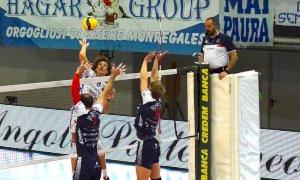 Pallavolo A2/M: Bergamo non fa sconti e vince al PalaManera