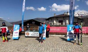 Sci alpino, Grand Prix Italia: Edoardo Saracco e Fabio Allasina sul podio Aspiranti all'Abetone