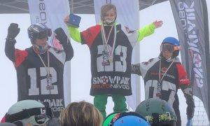 Tutti i risultati del Criterium Nazionale Pulcini di snowboard a Prato Nevoso