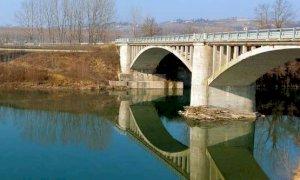 Prove di carico su tre ponti nell'Albese, chiusura notturna al transito tra 10 e 11 marzo