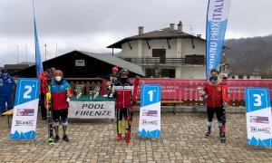 Sci alpino, Grand Prix Italia: Edoardo Saracco primo tra gli Aspiranti nello slalom dell'Abetone