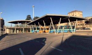 Cuneo, lunedì al Movicentro si monta la tendostruttura per i vaccini anti Covid