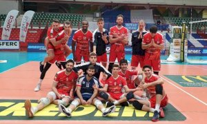 Pallavolo A2/M, Cuneo fa sua la trasferta a Brescia
