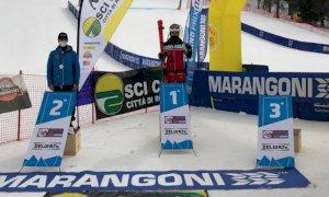 Sci alpino, nel Gigante di Folgaria Edoardo Saracco primo Aspirante