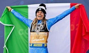 Secondo Forbes Marta Bassino è tra i cento italiani Under 30 più influenti del 2020