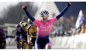 Ciclismo, in Belgio prima vittoria stagionale per Elisa Balsamo