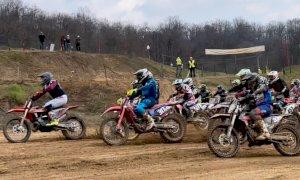 Motocross, Fabrizio Fissolo secondo a Pinerolo
