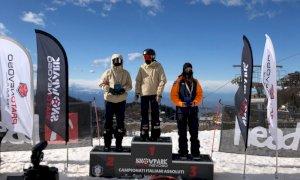 Snowboard Freestyle: i risultati dei Campionati Italiani a Prato Nevoso