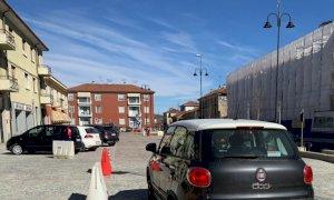 Busca, piazza Savoia ha riaperto a due mesi dall'avvio dei lavori di rinnovamento