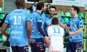 Pallavolo A2/M: derby Cuneo-Mondovì per l'ultima giornata della regular season