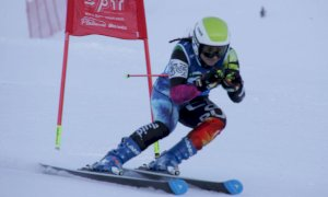 Sci alpino, Melissa Astegiano terza nella discesa dei Campionati Italiani Aspiranti