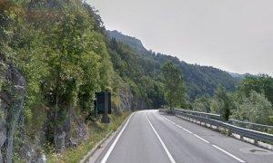 Chiusure al traffico tra Robilante e Vernante dal 23 al 26 marzo