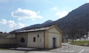 Monterosso Grana, un contributo della CRC per il restauro della cappella di San Sebastiano