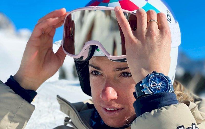 Sci alpino, Bassino out nello slalom a Lenzerheide. Petra Vlhova vince la Coppa del mondo