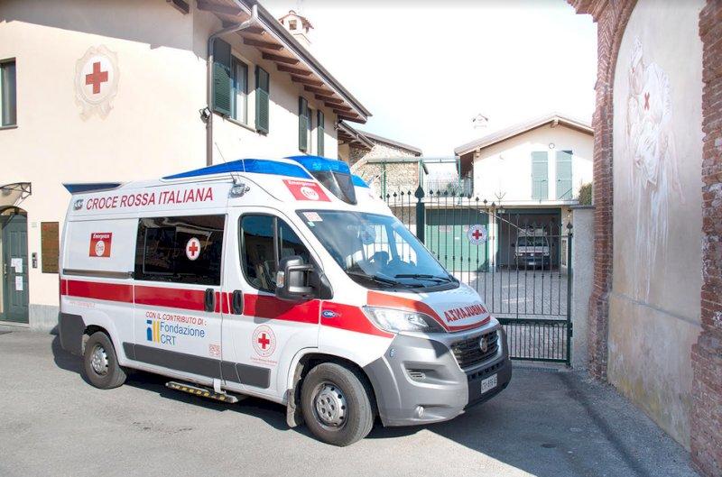 """Il personale del Pronto Soccorso elogia i volontari della CRI di Peveragno: """"Hanno salvato la vita a un paziente"""""""