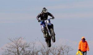 Motocross, Roberto Osenda torna in pista e vince a dieci anni dall'ultima volta