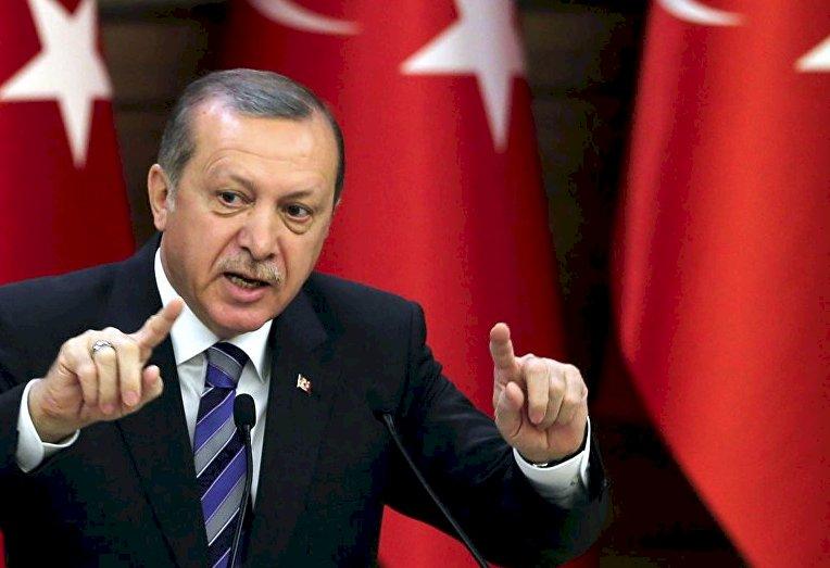Il premier turco Recep Tayyip Erdoğan