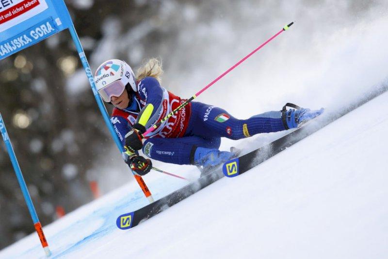 Sci Alpino, Campionati Italiani: Marta Bassino seconda dopo la prima manche nel Gigante