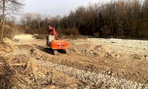 A Crava-Morozzo nuovi ambienti per la riproduzione di anfibi