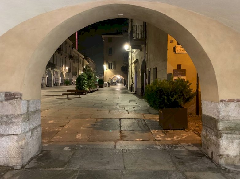Nel fine settimana chiese e palazzi di Cuneo resteranno al buio all'insegna del risparmio energetico