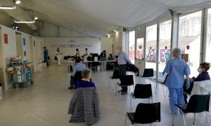 Partono le vaccinazioni anti-Covid al Movicentro di Cuneo