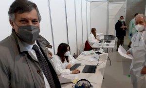 Busta con topicida recapitata all'assessore regionale Luigi Icardi