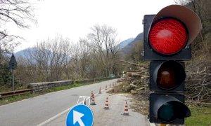 Sensi unici per cantieri stradali a Santo Stefano Belbo