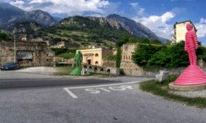 Strada statale della Maddalena, senso unico a Vinadio per lavori da mercoledì 31 marzo