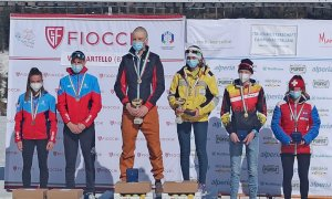Biathlon, in val Martello argento per Matilde Salvagno e Paolo Barale nella Single Mixed Relay