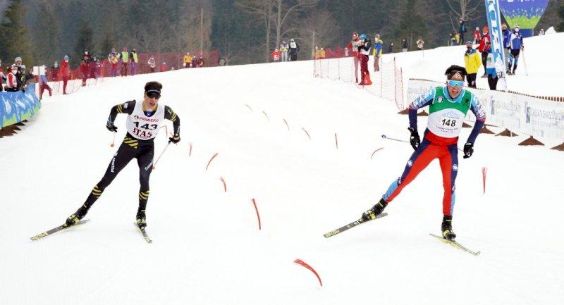Sci di fondo, Davide Ghio oro nella mass start ai Campionati Italiani a Passo Cereda
