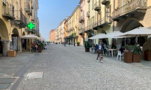 Il triste primato della Granda, prima provincia italiana per andamento dei contagi