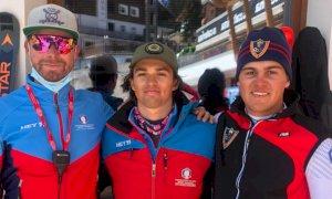 Sci alpino, Edoardo Saracco bronzo nel Gigante dei Campionati Italiani Giovani