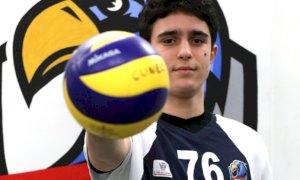 Cuneo Volley, Nicola Agapitos tra i 12