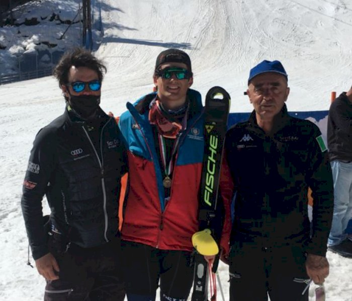 Nicola Andreani, Corrado Barbera e Stefano Dalmasso