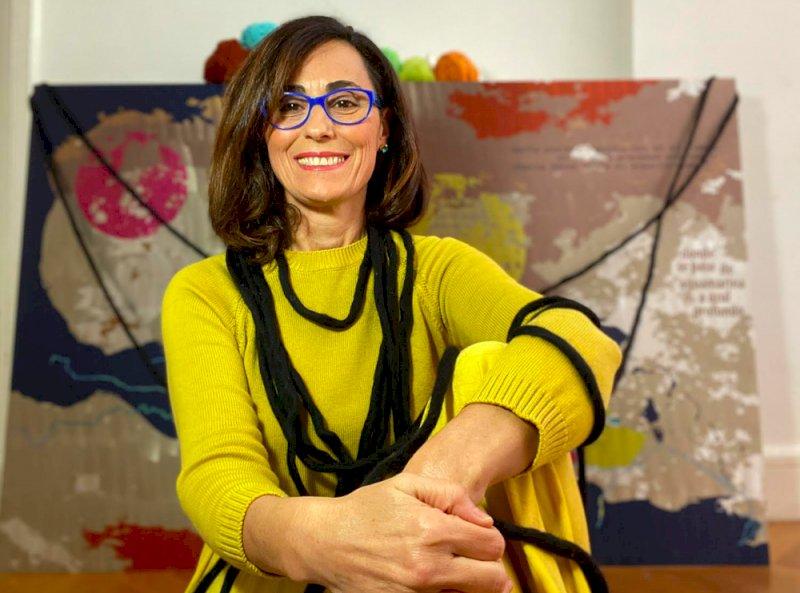 """La cartografa Laura Canali realizzerà tre """"mappe emozionali"""" della città di Cuneo"""