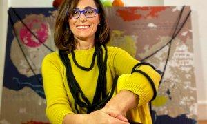 La cartografa Laura Canali realizzerà tre