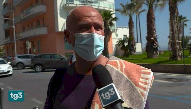 Mario Raviolo intervistato dal Tg3