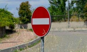 Bra, divieto di transito in via Umberto I e strada Gerbido