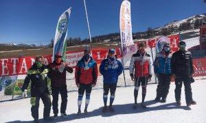 Sci alpino, Edoardo Saracco secondo assoluto e primo Aspirante in Slalom al Sestriere